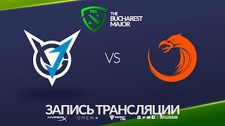 VGJ.Thunder vs TNC, Bucharest Major, game 1 [Maelstorm, 4ce]