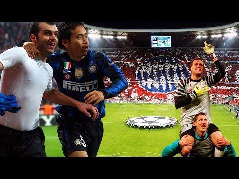 La Pazza rimonta dell'Allianz Arena | Bayern 2-3 Inter (2011)