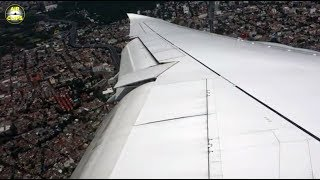 Video Boeing 747-8 STORM Approach into Mexico City - can you feel THAT touchdown? [AirClips] MP3, 3GP, MP4, WEBM, AVI, FLV Juli 2018