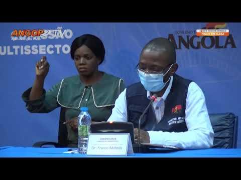 Covid-19: Angola com mais três casos positivos