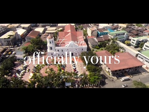 Officially Yours Lyric Video