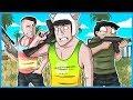 THE SWEATY HOUR REMASTERED! - Modern Warfare Remastered Multiplayer Fun w/ Nogla n Moo! (Beach Bog)