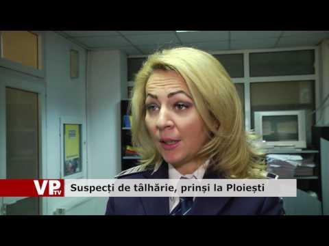 Suspecți de tâlhărie, prinși la Ploiești