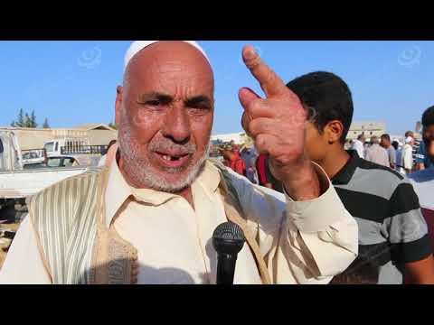 جولة داخل أسواق الأضاحي في مدن صبراتة و صرمان