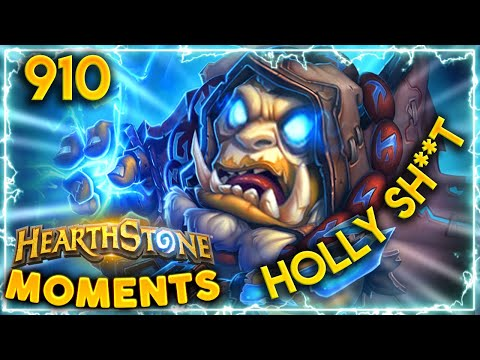 The WORST Evolve Of 2018 | Hearthstone Daily Moments Ep.910