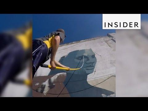 Incredible Massive Street Art