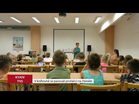 TVS: Deník TVS 14. 6. 2019