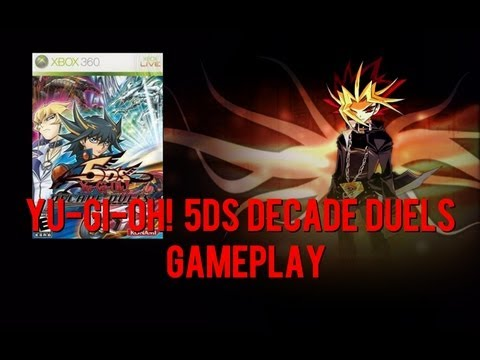 yu gi oh 5d decade duels xbox 360 prix
