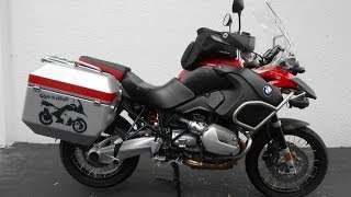 6. 2009 BMW R1200GS Adventure Ride Video Gulf Coast Motorcycles, Ft. Myers, FL