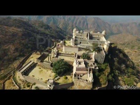 Kumbhalgarh Fort, Rajasthan (Udaipur)