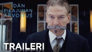 IDÄN PIKAJUNAN ARVOITUS  traileri