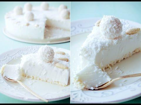 torta fredda al cocco - torta furba senza cottura