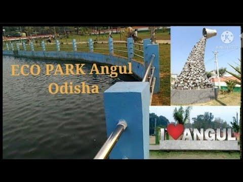 Angul ECO Park In Shikhyakapada