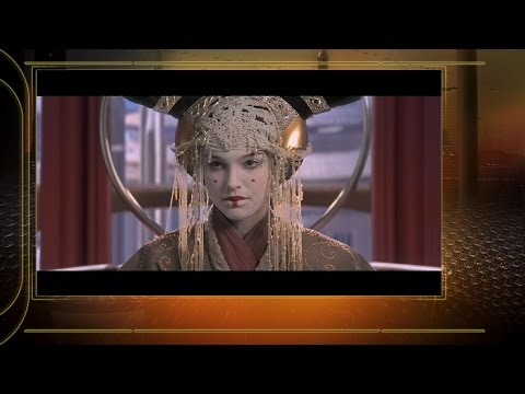 Star Wars Episode I: Queen Amidala Pre-Senate Address Costume Featurette