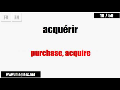 [French vocabulary] Business French #2
