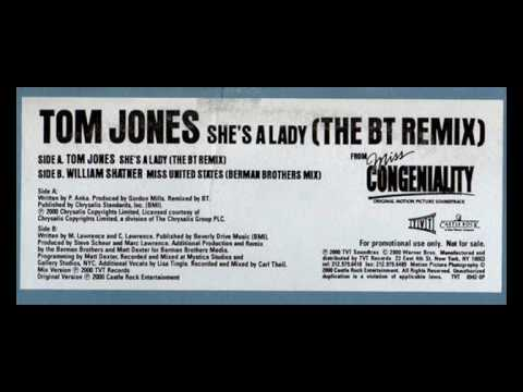 She's a Lady (BT remix)