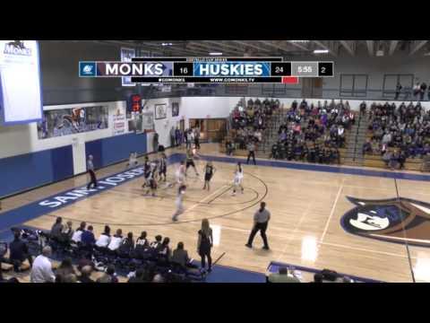 Women's Basketball Highlights vs. USM