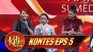 Video MANTAAAP! Niken Nyapa Pakai Bahasane Jowo - Kontes KDI Eps 5 (10/8) MP3, 3GP, MP4, WEBM, AVI, FLV Januari 2019