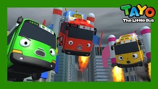 Video *Tayo Special* Vroom Vroom Adventure l Attack in the Earth! l Tayo the Little Bus MP3, 3GP, MP4, WEBM, AVI, FLV Oktober 2018