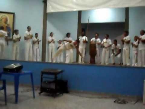 Capoeira em Hidrolina