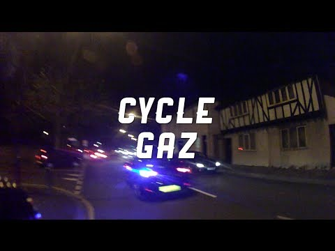 gets - I had seen this cyclist go through a set of lights previously. Now, because of his attitude, road behaviour and him breaking the rules, he gets pulled over b...