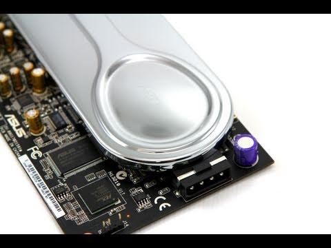 Unboxing: ASUS XONAR XENSE 7.1 Sound Card & SENNHEISER PC350 Headphones Bundle