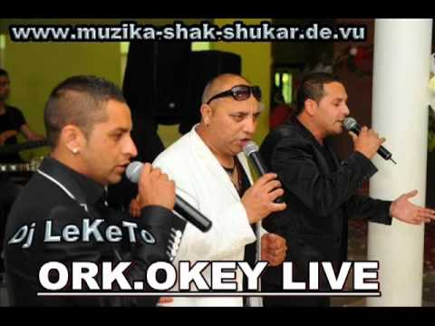 Ork.okey Bamze  Rumen Albansko Live 2012 Dj LeKeTo