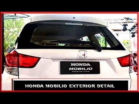 HONDA MOBILIO : EXTERIOR DETAIL HONDA MOBILIO - FIRST LMPV HONDA