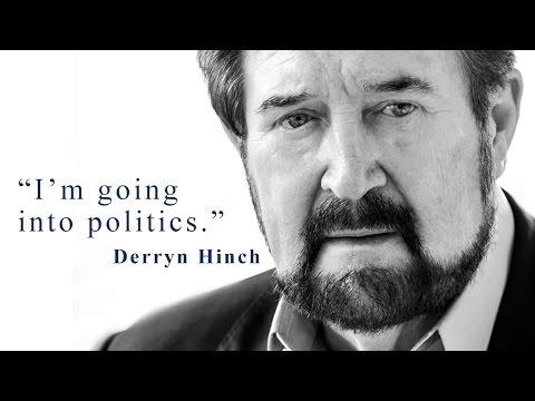 Derryn Hinch - I'm Going Into Politics - thumbnail