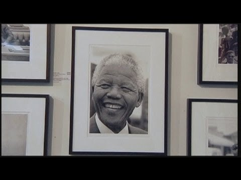 euronews le mag – Mandela photos go on sale in New York