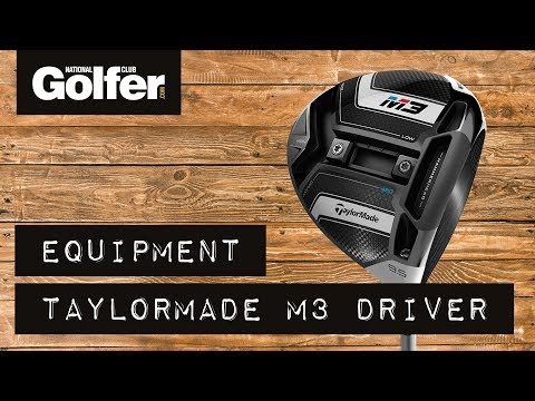 TaylorMade M3 Driver Review featuring Dustin Johnson