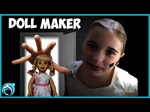The DollMaker Broke Into Our House | Thumbs Up Family (Scary Doll)