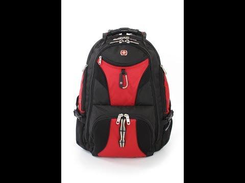 ~Back to School Review~ SwissGear Travel Gear 1900 Scansmart TSA Laptop Backpack