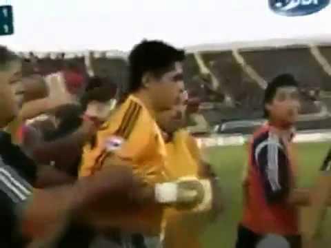 [Video] Grande Herrera: Hace 10 años Johnny le plantó cara a Valdivia en Superclásico - Vamosleones