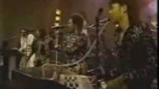 Zapp And Roger - I Wanna Be Your Man (LIVE)