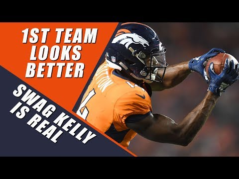 Denver Broncos vs Chicago Bears Preseason Recap (видео)