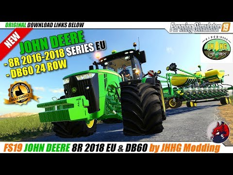 Official John Deere 8R 2016-2018 Series v1.0.0.0