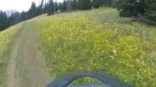5. 2014 KTM 500 XC-W Solo Adventure