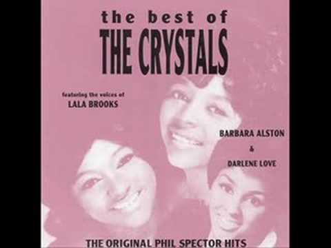 Tekst piosenki The Crystals - Then he kissed me po polsku