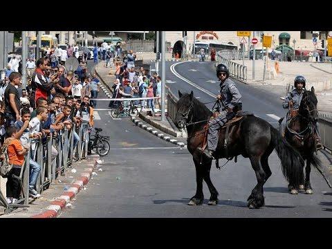 Μ.Ανατολή: Επιθέσεις κατά Ισραηλινών πολιτών κι αστυνομικών