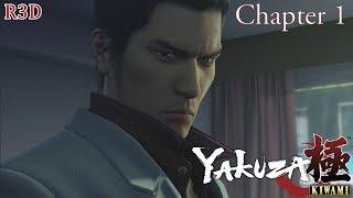 Yakuza Kiwami - PS4 Walkthrough Part 1: Chapter 1 [English, Full 1080p HD]