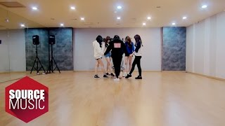 Video 여자친구 GFRIEND - 시간을 달려서 (Rough) Dance Practice ver. MP3, 3GP, MP4, WEBM, AVI, FLV September 2017