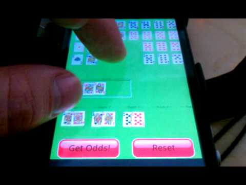 Video of Poker Odds - Free