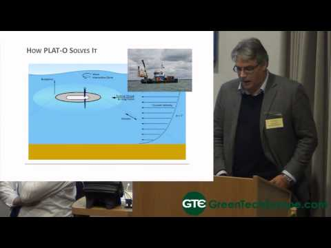 Funding Cleantech Conference -Sustainable Marine Energy Ltd