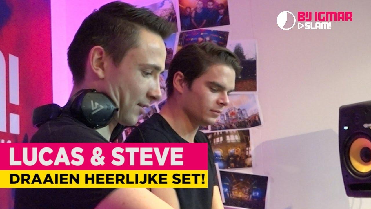 Lucas & Steve - Live @ Bij Igmar 2016
