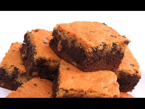 Brownkies | Lo mejor del Brownie y de las Cookies en una sola receta!