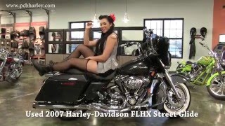 3. ✔✔ 2007 Harley-Davidson Street Glide Lots of Upgrades ✔✔