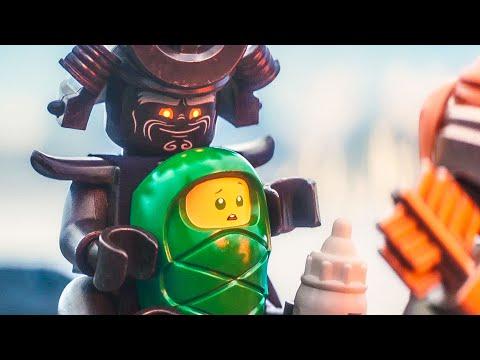 THE LEGO NINJAGO MOVIE Trailer 1   2 (2017)