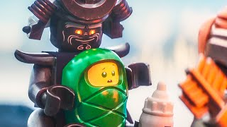 "The Lego Ninjago Movie Trailer 1 + 2 2017  Watch the official trailer & clip compilation for ""The Lego Ninjago Movie"", an animation movie starring Jackie Chan, Dave Franco & Michael Peña, arriving September 22, 2017 !