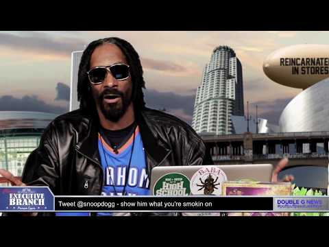 "Snoop Dogg's ""Double G News Network"" feat. George Clinton"